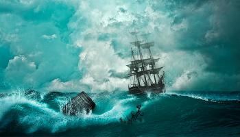 До чого сняться великі хвилі, шторм і цунамі? Тлумачення по сонникам