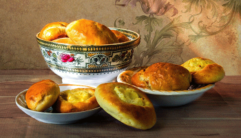 До чого сняться калачі – сонник, їсти і смажити і купувати пиріжки з картоплею і м'ясом у сні
